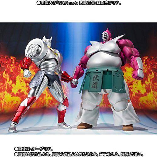 Nuovo S.H.Figuarts Kinnikuman Strong The Budo Action Figure Bandai da Giappone