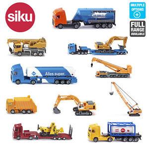 Siku-Miniatura-Escala-1-87-Diecast-Modelo-de-construccion-de-juguetes-de-construccion-Edad-3