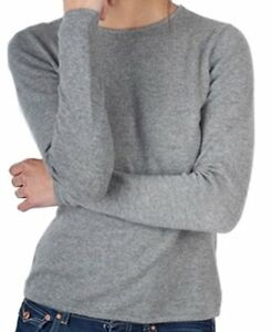 100 gris M Pull femmes 2 rond Balldiri pour plis col cachemire CHtzAqxw