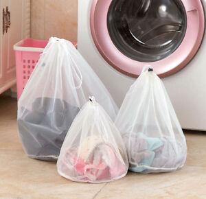 Underwear-Clothes-Aid-Bra-Socks-Laundry-Washing-Machine-Net-Mesh-Laundry-Bag-AU