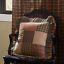 CROSSWOODS-QUILT-SET-choose-size-amp-accessories-Primitive-Plaid-Check-VHC-Brands thumbnail 18