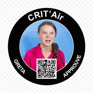Sticker-Greta-Thunberg-vignette-CritAir