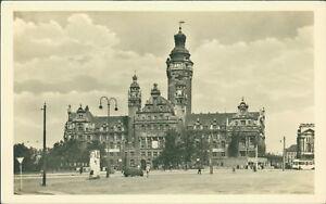 Ansichtskarte Leipzig Neues Rathaus  (Nr.9028)