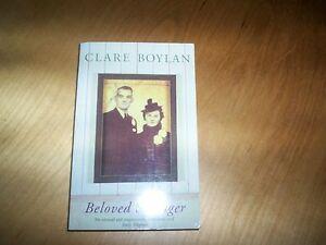 book beloved stranger by clare boylan - HAMPTON, Middlesex, United Kingdom - book beloved stranger by clare boylan - HAMPTON, Middlesex, United Kingdom