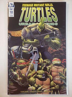 Teenage Mutant Ninja Turtles Urban Legends #5 B Cover IDW NM Comics Book