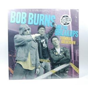 BOB-BURNS-AND-THE-BREAKUPS-Terminal-Breakdown-12-034-LP-Vinyl-2007-Gearhead-Records
