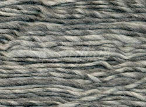Cascade Yarns Undyed Baby Alpaca and Undyed Merino yarn Storm :Eco Duo #1703:
