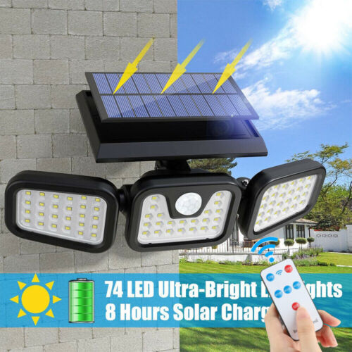 Solar Led Street Light Motion, Motion Sensor Lights Outdoor South Africa