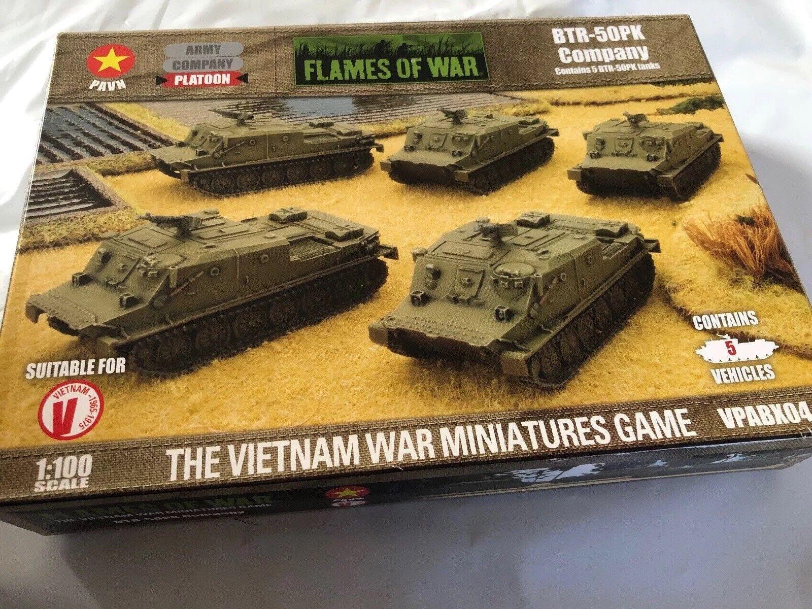 Flames of War BTR-50PK Empresa VPABX 04
