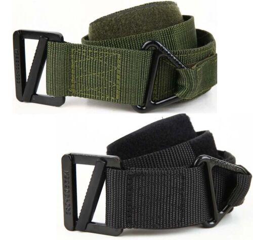 2 Pcs Quality Blackhawk CQB Emergency Rescue Rigger/'s Military Tactical Belt