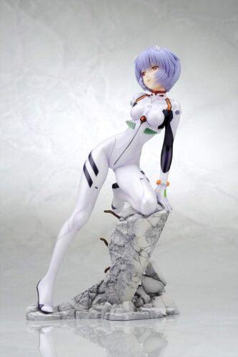 Kotobukiya Rebuild of Evangelion Ayanami Rei Plug Suit style 1/7 PVC Figure Fantasy-Action- & -Spielfiguren