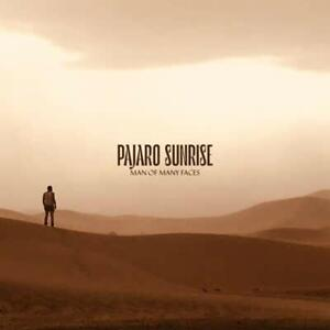 PAJARO-SUNRISE-MAN-OF-MANY-FACES-CD-NEW