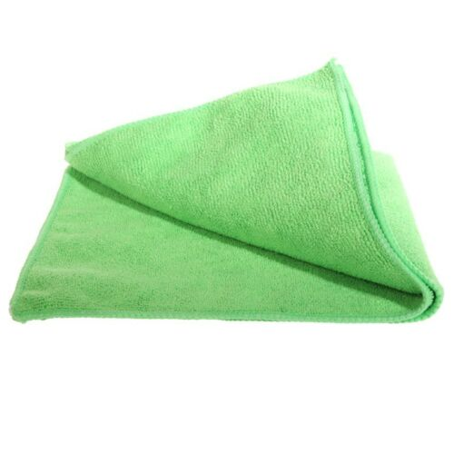 Microfaser Tuch Poliertuch Mikrofasertuch blau gelb rot grün Tücher 320g//m²