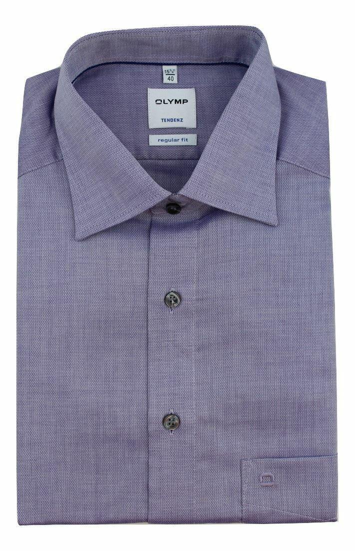 Amethyst Textured Spread Collar