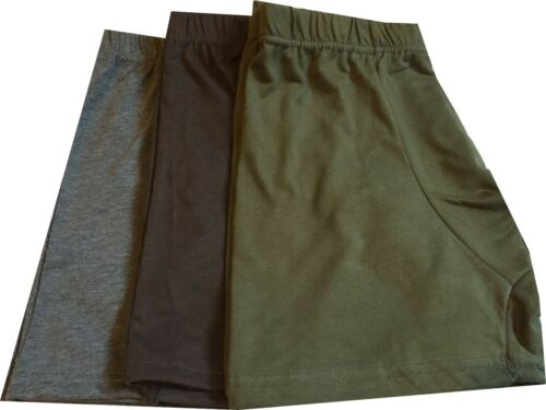 Mens 6 Pairs Cotton Classic Sports Gold Band Jersey Boxer Shorts S M L XL 2XL