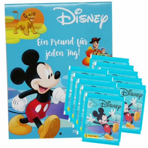 PANINI-DISNEY un amico per ogni giorno-Sticker-display album cartocci scegliere a