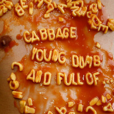 Cabbage : Young, Dumb and Full Of... VINYL (2017) ***NEW***