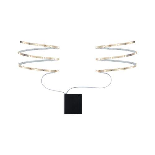 Paulmann Function Mobil Stripe 2x80cm Warmweiß 1,2W 9V LED Streifen Effekt-Licht