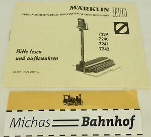 7239-7240-7241-7242-Manuel-marklin-68-739-Tan-0369-Ju-H0-A