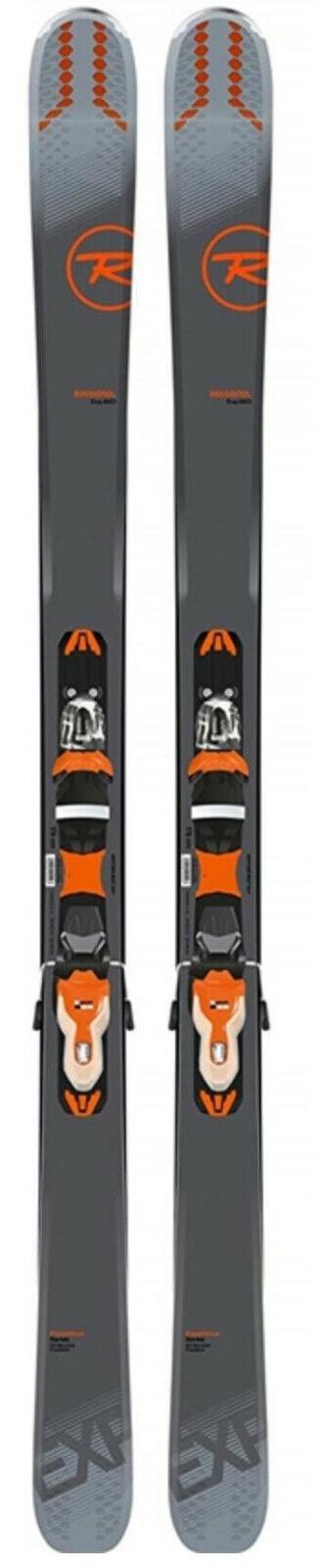 2019 Rossignol 80 CI snow skis 174cm w-Bind (CLEARANCE PRICE) NEW
