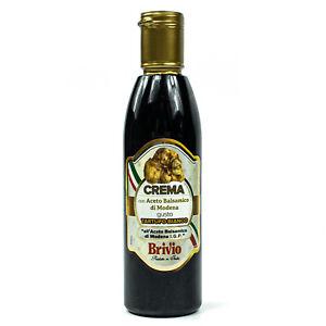 Aceto-Balsamico-with-di-Modena-IGP-Balsam-Vinegar-034-Rustic-034-Cream-250ml-Truffle