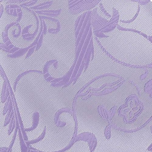 Boys Waistcoat /& Bow Tie Set DQT Premium Passion Floral Vest Wedding Mens
