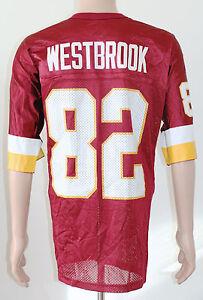 newest collection 428e2 4adea Michael Westbrook Washington Redskins NIke Jersey (HOME ...