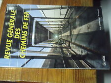 8ùµ?  RGCF Revue Generale Chemin Fer 10/2000 FRET SNCF Navette camion Eurotunnel