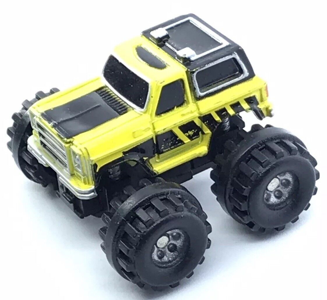Micro Machines Car 1969 Chevrolet Blazer Chevy Suv Monster Truck