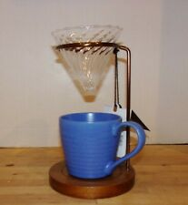 Hearth Amp Hand With Magnolia 15 Cup Pour Over Coffee Maker With50 Filters