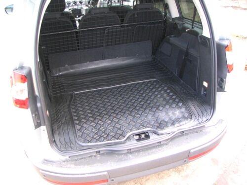 Ford Galaxy MK II 2007-15 Estera de arranque Caucho natural del trazador de líneas de carga