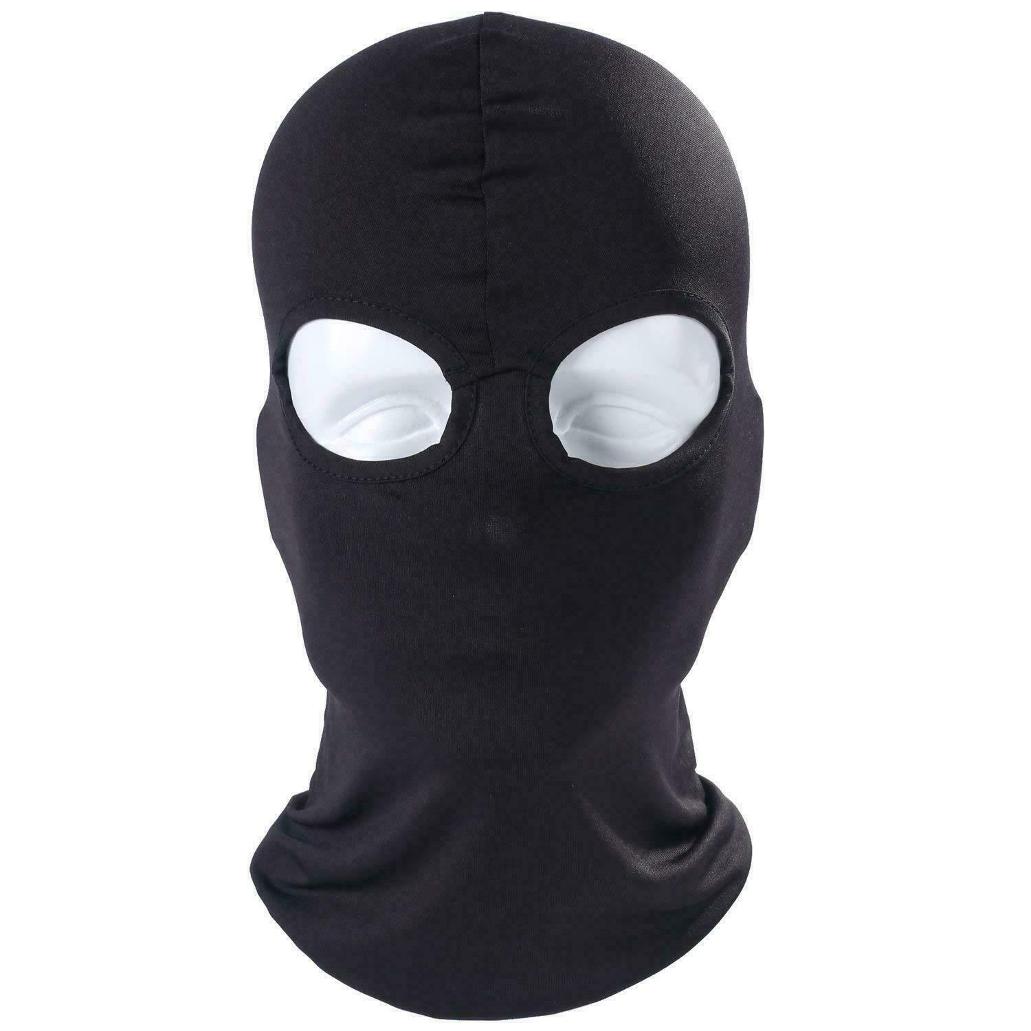 Halloween Adult Disappearing Man Hood Faceless Mask No Face Costume Accessory