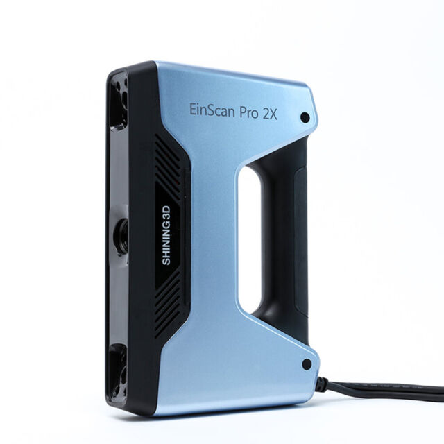 Handheld 3D Scanner - 2020 Shining3D EinScan Pro 2X with SolidEdge CAD Software