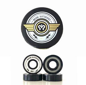 Monopatin-skate-skateboard-bearings-rodamientos-cojinetes-Imagine-Abec-7-set-8