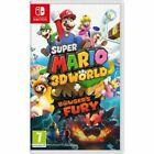 Super Mario 3D World + Bowser's Fury Edition SteelBook Jeu vidéo (Nintendo Switch, 2021)