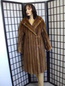 Mint Jakke Kvinder Størrelse Kvinde Small Canadian 6 Frakke Fur Brown Muskrat Plain 8 g6rxRgp