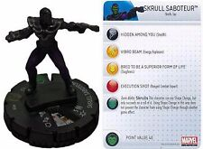Marvel HeroClix Skrull Saboteur #033 **Avengers Movie** by WizKids SUPER RARE!