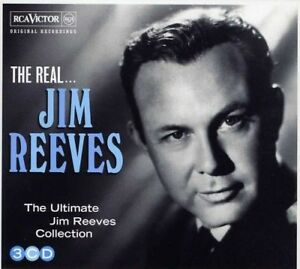 JIM-REEVES-60-Greatest-Hits-NEW-3-CD-Boxset-All-Original-Songs-NEW