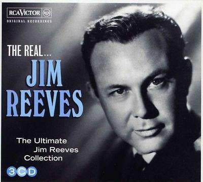 JIM REEVES * 60 Greatest Hits * NEW 3-CD Boxset * All Original Songs * NEW 1717171717673   eBay