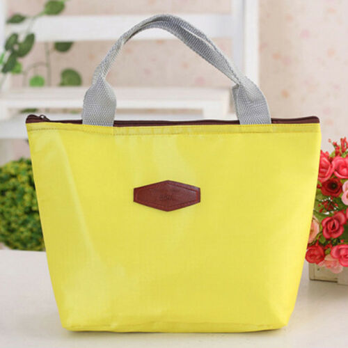 Hot Waterproof Portable Picnic Insulated Food Storage Box Tote Lunchboxes Bags