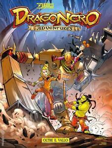 BONELLI - Dragonero Adventures N° 4 - Oltre il Vallo - ITALIANO NUOVO - Italia - BONELLI - Dragonero Adventures N° 4 - Oltre il Vallo - ITALIANO NUOVO - Italia
