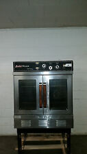 Vulcan Snorkel Therm Aire Convection Oven Natural Gas Tested Sg 20 115 Volt