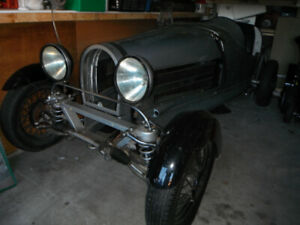 TWO. 1927 BUGATTI REPLICA