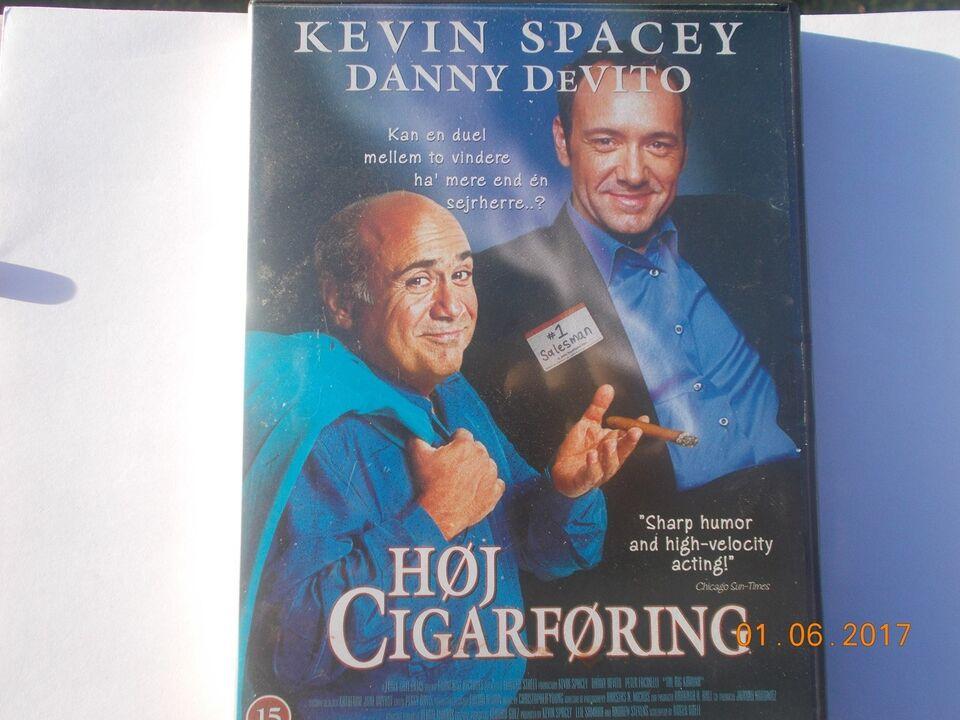 Høj cigarføring, instruktør Kevin Spacey, DVD