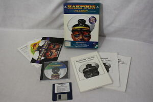 1993-HARPOON-Classic-Naval-Simulation-Pc-Game-Cd-Rom-200-Scenarios-Version-1-5