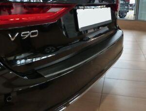 Rear-Bumper-guard-Scratch-Protector-fit-for-Volvo-V90-Estate-2016