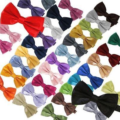 Fashion Adult Bowties Neckwear Wedding Banquet Neck Tie Birthday Party Bow tie