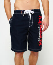 New Mens Superdry Superdry Boardshorts Darkest Navy