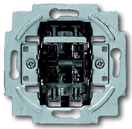 10 A Einbau Roller Jalousie Lichtschalter, 250 V, Alpha Bsâ