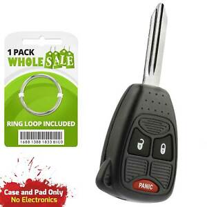 Replacement For 2012 2013 2014 2015 Jeep Wrangler Key Fob Remote Shell Case Ebay